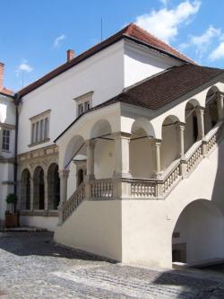 Rákóczi vár - Sárospatak