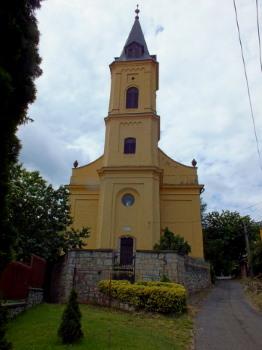 Tokaj Református templom