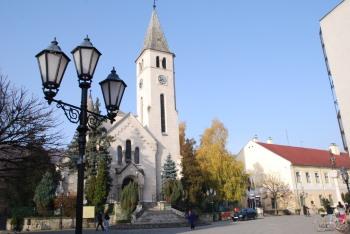 Tokaj Római katolikus templom